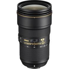 Nikon AF-S NIKKOR 24-70mm f/2.8 E ED VR Lens