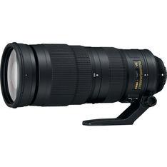 Nikon AF-S NIKKOR 200-500mm f/5.6 E ED VR Lens