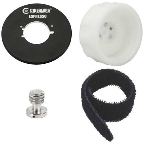 Single Axis Wireless Finger Wheel
