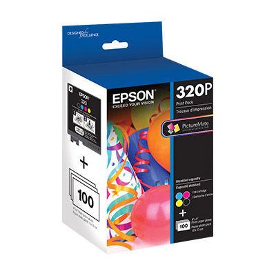 PM-400 Cartridge/ Paper Pack