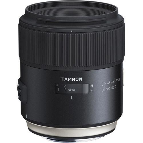 45mm f/1.8 Di SP VC USD Lens for Nikon