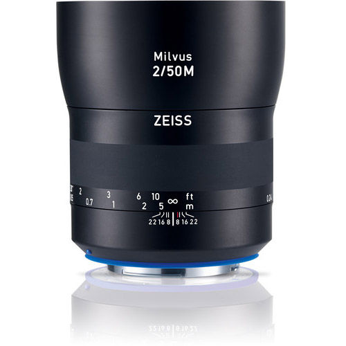 Milvus 50mm f/2.0 Makro ZE Lens