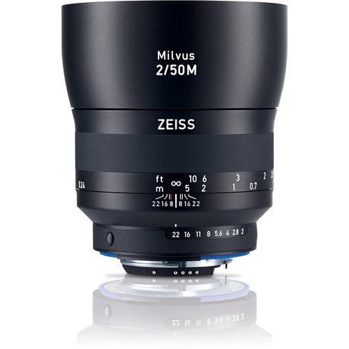 Milvus 50mm f/2.0 Makro ZF.2 Lens