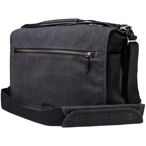 Cooper 15 Messenger Bag - Grey