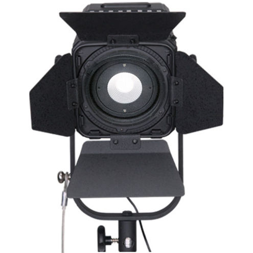LG-D600 LED Fresnel Light 5600K with WiFi/DMX and Case