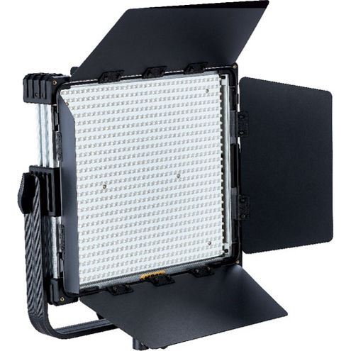 LG-900MCSII LED Light Bi-Colour with V Mount, WiFi/DMX, DC Adapter, Filter Set and Case