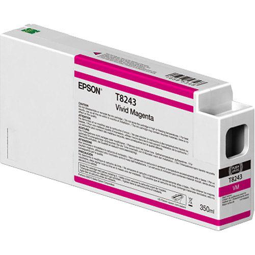 T824300 Vivid Magenta 350ml for SC-P6000/7000/8000 /9000