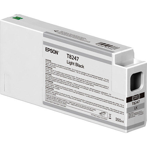T824700 Light Black 350ml for SC-P6000/7000/8000/ 9000