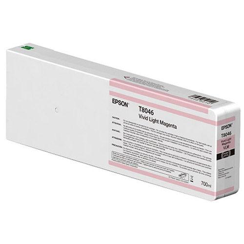 T804600 Vivid Lt Magenta 700ml for SC-P6000/7000/8 000/9000
