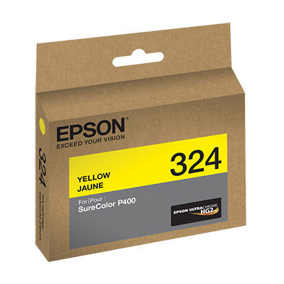 T324420 Yellow UltraChrome HG2 for P400