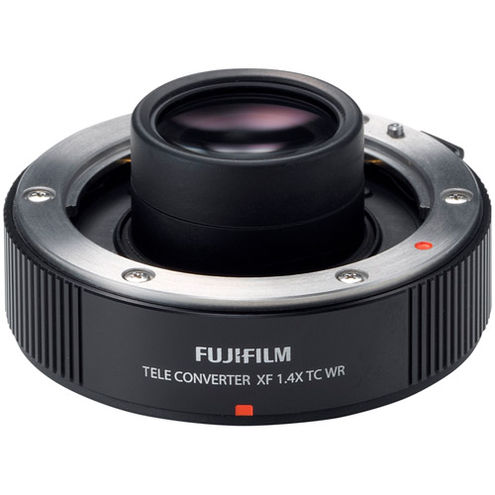 XF 1.4x TC WR Tele-Converter for XF 50-140mm WR & XF 100-400mm WR Lenses