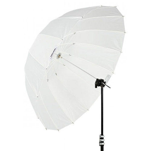 "Umbrella Deep Translucent L (130cm/51"")"