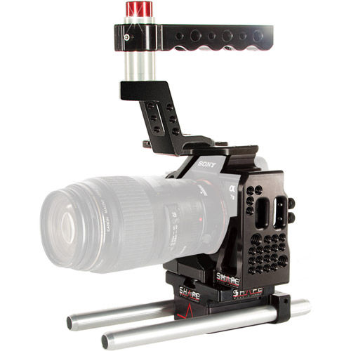 Sony Cage with 15 mm Rod for A7 Series