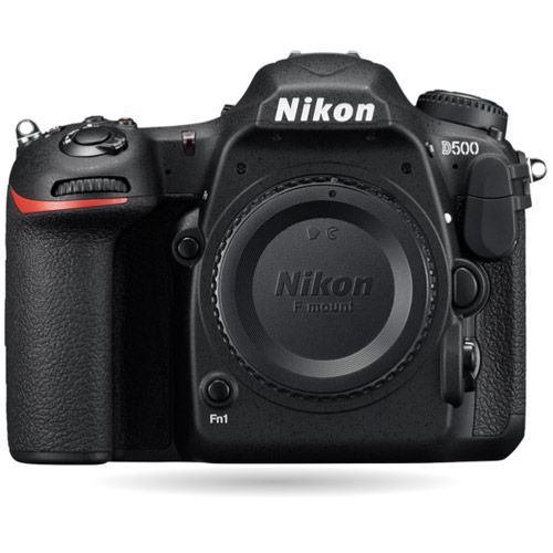 D500 camera body