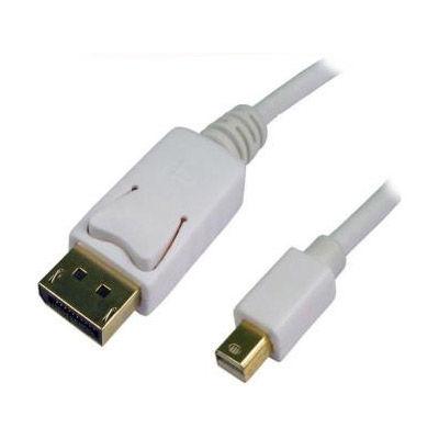 6 ft. Mini DisplayPort to DisplayPort v1.2 Cable (Male/Male) (2m)