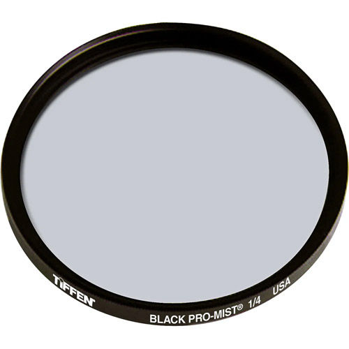 77mm Black Pro - Mist 1/4 Filter