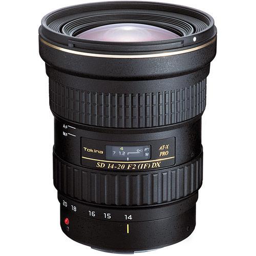 AF 14-20mm f/2.0 Pro DX Zoom Lens for Canon