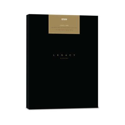 """8.5""""x11"""" Legacy Fibre Paper - 25 Sheets"""