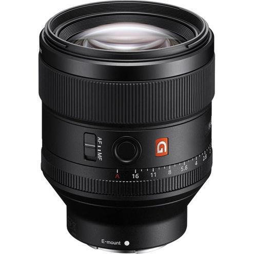 SEL FE 85mm f/1.4 GM E-Mount Lens