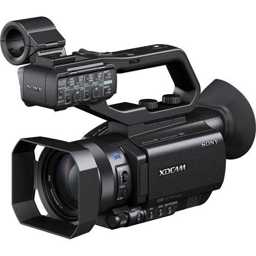 PXW-X70 XDCAM XAVC HD422 Camcorder w/ 4K License Key