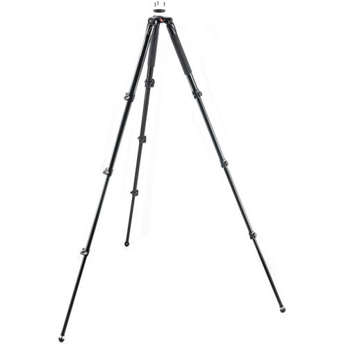 535 Aluminum Single Leg Video Tripod  w/ 75mm Bowl