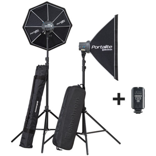 D-Lite RX One Softbox To Go Set with EL-Skyport Transmitter Plus