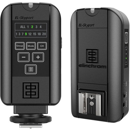 EL-Skyport Universal Plus Set with 1x Transmitter Plus, 1x Receiver and Cords