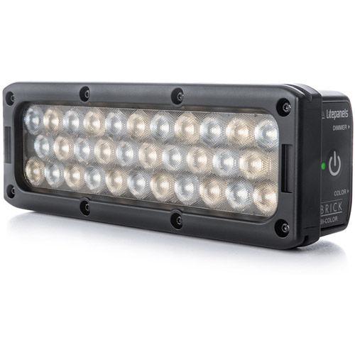 Brick Bi - Color on LED Light