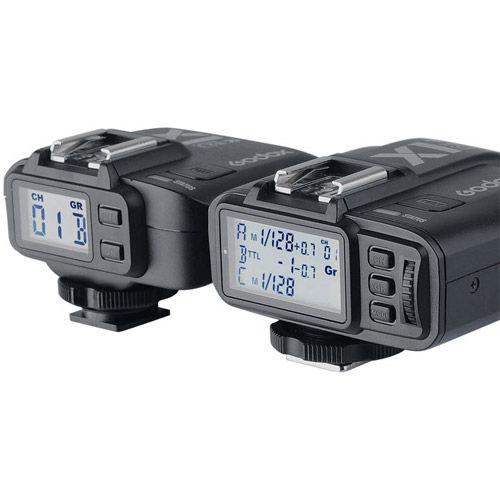 Godox X1C 2 4 GHZ TTL Remote Controller for Canon