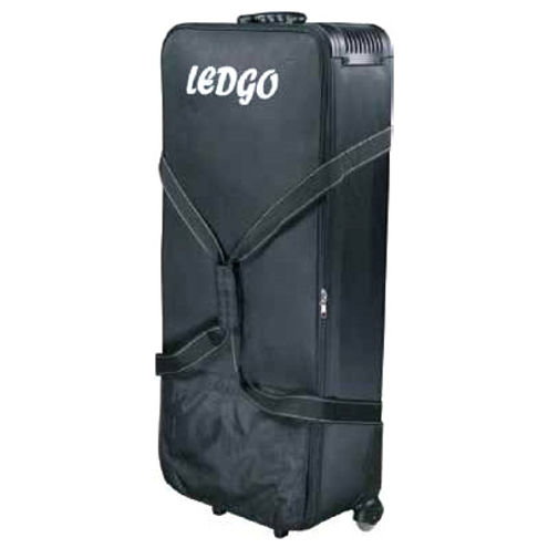 Soft Case with Wheels for 600/900/1200 Series Lights (Holds 3 Lights and 3 Stands)