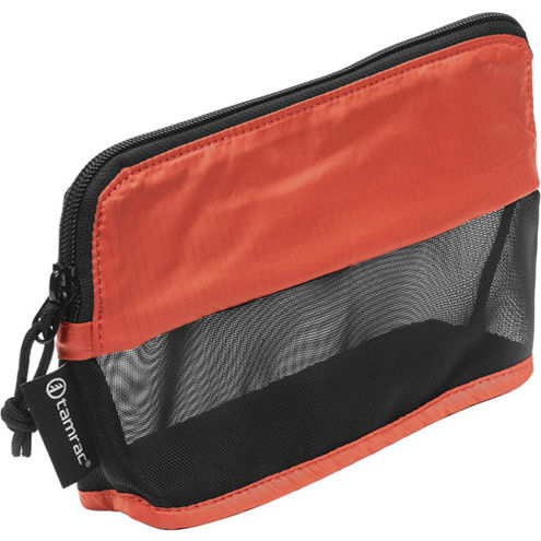 Accessory Pouch 1.7, Pumpkin Orange