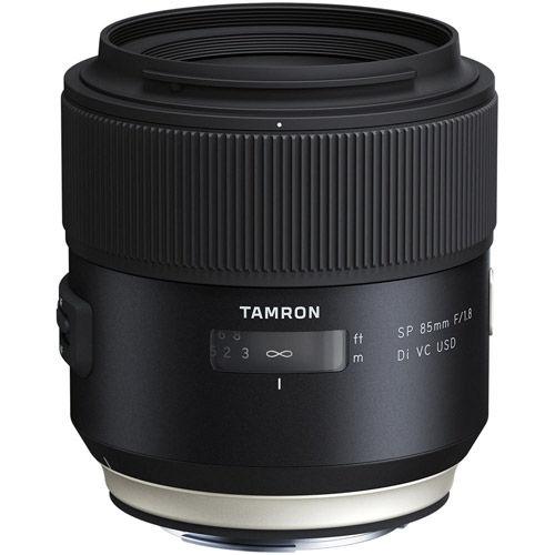 SP 85mm f/1.8 Di VC USD Lens for Nikon