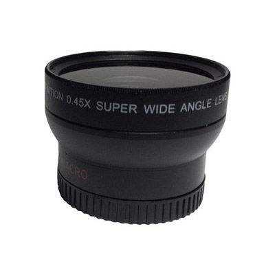 37mm Wide Angle Lens for iOgrapher Mounts Fits ALL Cases