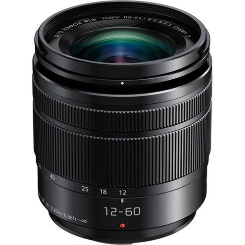 Lumix G Vario 12-60mm f/3.5-5.6 ASPH Power OIS Lens