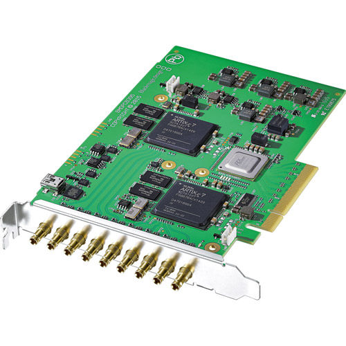 DeckLink Quad 2   8-Channel 3G-SDI Capture and Playback Card