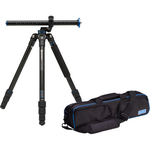 GoPlus Series 1  Travel Aluminum 4 Section Tripod FGP18A