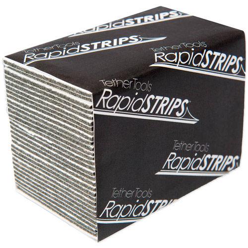 RapidStrips for RapidMount System - 30 Pack