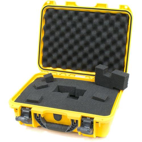 920 Case w/ Foam - Yellow
