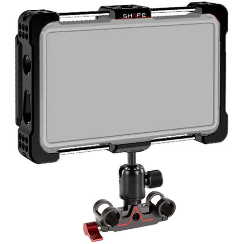 Universal Cage with 15mm Ballrod for Atomos Flame