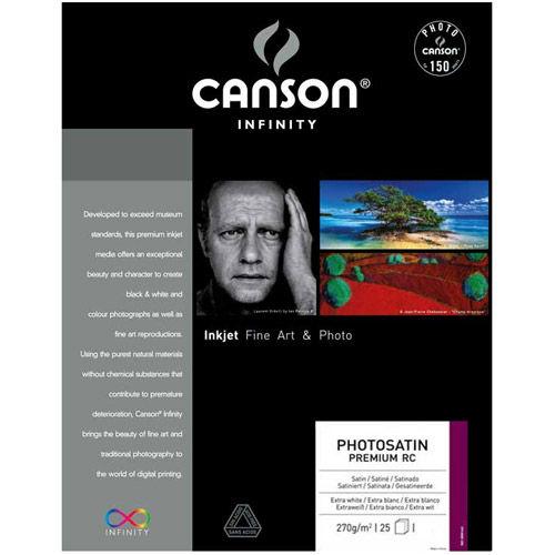 A3+ Infiinty PhotoSatin Premium RC - 270 gsm - 25 Sheets
