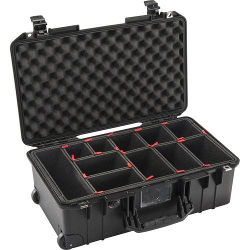 1535 Air Case Black w/TrekPak Divider System
