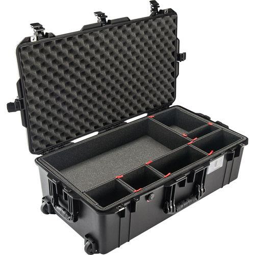 1615 Air Case Black w/TrekPak Divider System