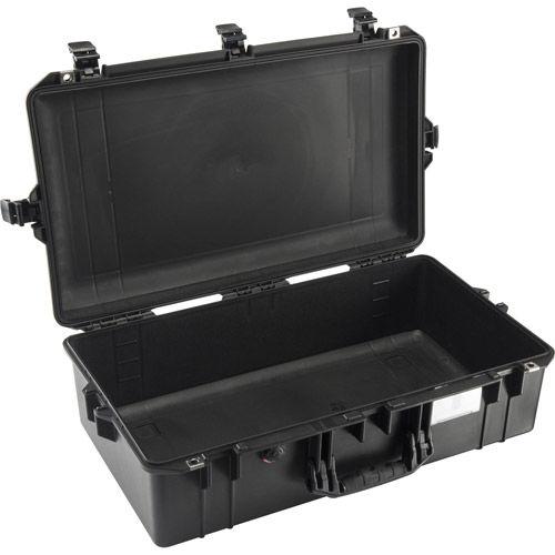 1605 Air Case Black, No Foam