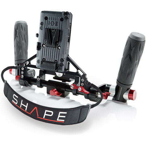 Wireless Director's Kit with Handle V-Mount Plate