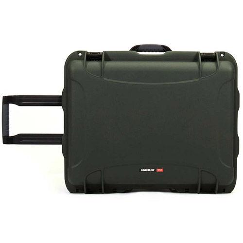 950 Case w/ foam - Olive