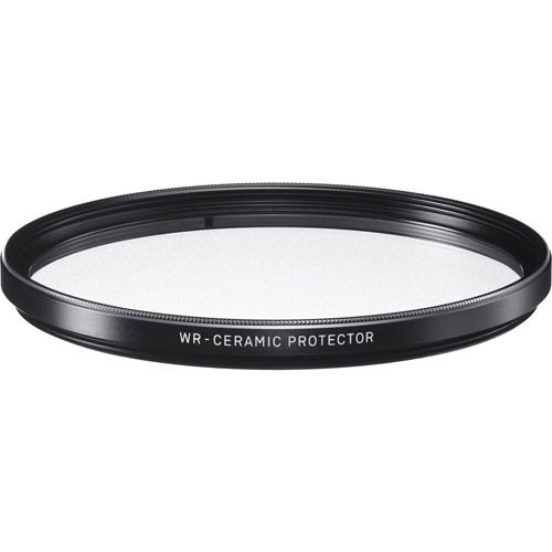 86mm Clear Ceramic WR Protection Filter
