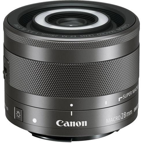 EF-M 28mm f/3.5 Macro IS STM Lens