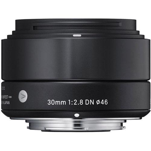 ART 30mm f/2.8 DN Lens for Sony E-Mount Black