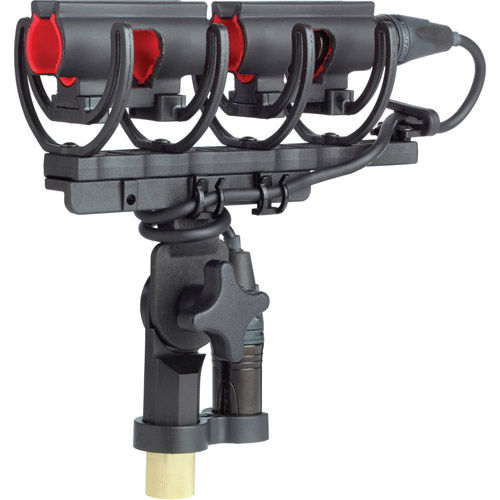 A89LM-BA Double Lyre Boom Adapter Mount