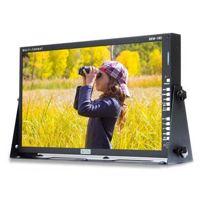 """18.5"""" 3G/HD/SD-SDI & HDMI LCD Studio Broadcast and Production Monitor w/ Waveform & Vectorscope (BON)"""